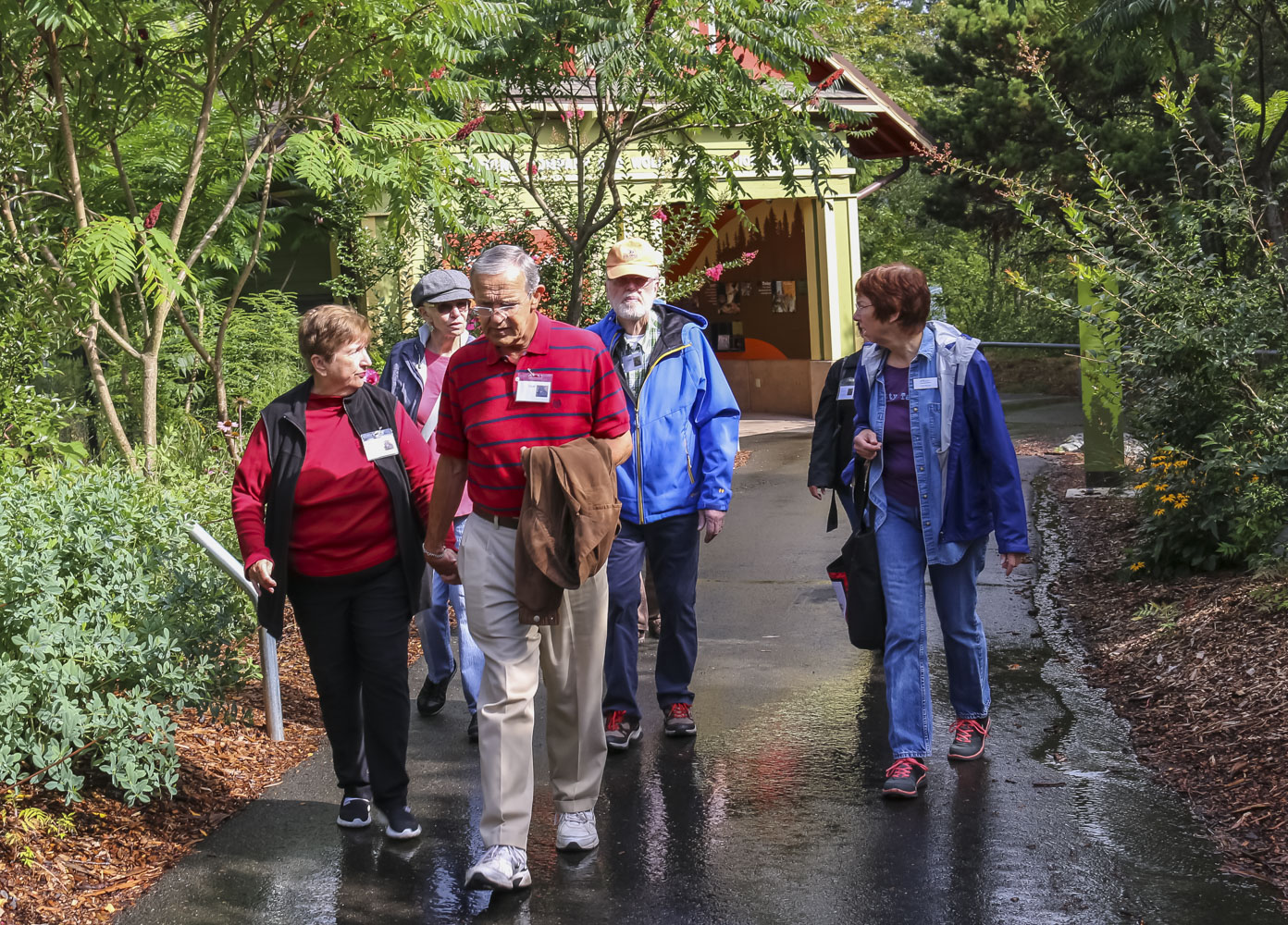 tacoma zoo walk helps people with early stage memory loss