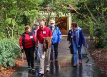 Early Stage Memory Zoo Walk at Point Defiance Zoo in Tacoma