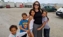 Beth and children2