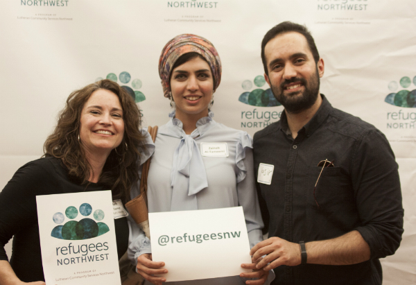 Refugees NW